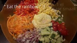 100 plantaardige macaroni salade the starch solution