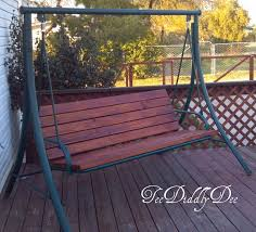 Better Homes And Gardens Patio Swing Cushions by Best 25 Patio Swing Ideas On Pinterest Outdoor Swings Outdoor