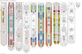 Azamara Journey Deck Plan 2017 by Disney Wonder Deck Seven Deck Plan Tour