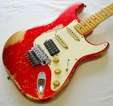 Fender Stratocaster 1956 Heavy Relic Retro MB JS CAR