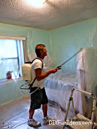 Popcorn Ceilings Asbestos Canada by How To Remove Popcorn Ceilings In 30 Minutes Popcorn Ceilings