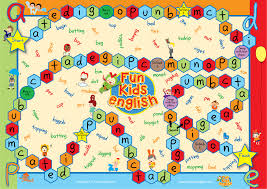 Download Our Consonants And Vowels Board Game