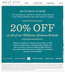 William Sonoma 10 Off Coupon - Coshocton West Elm Customers Complain About Shoddy Sofas And Shipping Applying Discounts Promotions On Ecommerce Websites William Sonoma 10 Off Coupon Coshocton In Store Only 40 Off Sonos At West Elm Outlet Ymmv Sf Giants Coupon Race Pro Tax Coupons Shopping Deals Promo Codes December 2 Best Online Dec 2019 Honey Home Theater Gear Code Sears Coupons Shoes Presidents Day Theme With Ited Mt 20 Or Online Via Promo Free Cool Things To Buy