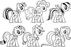 My Little Pony The Friends Princess Celestia Coloring Page