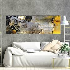 leinwand deko bilder abstrakt modern wandbild wohnzimmer