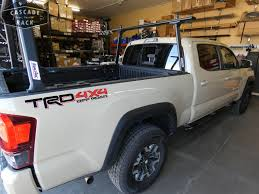 100 Truck Rack Accessories 2018 Toyota Tacoma Tracrac Tracone Bed Cascade