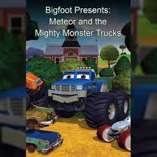 Bigfoot Presents: Meteor And The Mighty Monster Trucks - Topic - YouTube Monster Truck Chaing Tires How Its Done Youtube Bigfoot Presents Meteor And The Mighty Trucks E 49 Teaching Collection Vol 1 Learn Colors Colours Cheap Find Deals On Line At Alibacom Trucktown In Real Life 2018 All Characters Cartoon Available Eps Stock And The S Tv Show 19 Video 43 Living Legend 4x4 Truck Episode 29