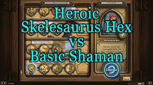 Hunter Hearthstone Deck Basic by The Hall Of Explorers U0027 Heroic Free To Play Deck Lists For