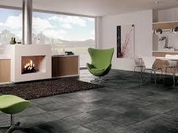 Living Room Floor Tiles Gray