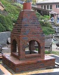 Build an Outdoor Brick Grill