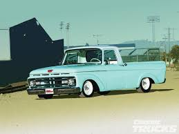 The Amazo Effect: 1963 Ford Unibody - Hole In One