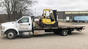 100 Tow Truck Cincinnati Equipment Hauling Specialty Hauling Containers Lifts