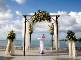 100 Cape Sienna Thailand Magnificent Beach Wedding Backdrop At Phuket Hotel Villas