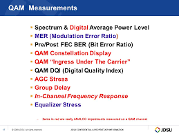 DOCSIS 3 0 from a test and measurement point of view ppt
