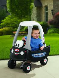 Buy Little Tikes Cozy Coupe-Anniversary Edition Police Car Online At ... Little Tikes Cozy Coupe Princess 30th Anniversary Truck 3 Birds Toys Rental Coupemagenta At Trailer Kopen Frank Kids Car Foot Locker Jobs Jokes Summer Choice Sports Songs To By Youtube Amazoncom In 1 Mobile Enttainer Dino Rideon Crocodile Stores Swing And Play Fun In The Sun Finale Review Giveaway