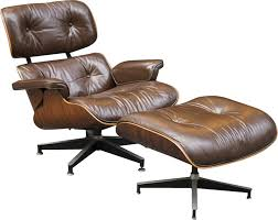 Brown Lounge Chair By Eames For Herman Miller - 1970s - Design Market