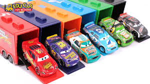 100 Mack Truck Playset Learning Color Special Disney Pixar Cars Lightning McQueen