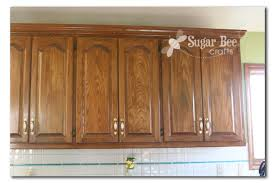 Rustoleum Cabinet Transformations Color Swatches by Kitchen Cabinet Reveal Thanks Rustoleum Sugar Bee Crafts