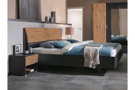 rauch borneo schlafzimmer eiche grau metallic möbel letz