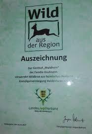 deutsche küche mit tradition gasthaus waldhorn in heidenheim