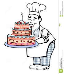 cake baker clipart pie bakery clipart