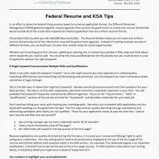 Umd Career Center Resume Amazing 21 Federal Format Professional Template