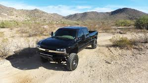 100 Custom Diesel Trucks A Long Bed Duramax With Loads Of Power And Suspension