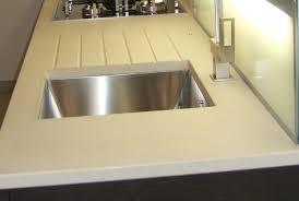 plan de travail cuisine en verre création de plan de travail de cuisine à meythet 74 inox bois