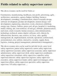 Supervisor Resume Objective Sample Warehouse Job Objectives Restaurant