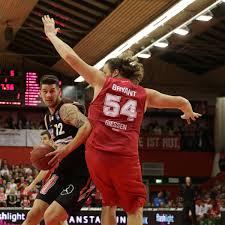 BasketballBundesliga Giessen 46ers Erobern PlayoffPlatz