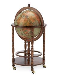 Globe Liquor Cabinet Antique by Authentic Italian Floor Globe Bar Laguna World Globe Repro