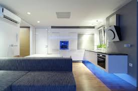 Modern Apartment Design With LED Lighting | Home Design, Garden ... Cool Apartment Design Ideas Archives Digs Perfect Tropical Themed Bathroom 49 About Remodel Home Design Apartment Elevation Architectural Pinterest 25 Best Ideas Interior On Loft Decorating Living Room Tiny Modern Clever Space Saving Tricks Micro 5 Small Studio Apartments With Beautiful Open Plan Interiors Wood Ladder Full Kitchen Elegant One Bedroom Attic Exposed