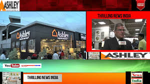 Ashley Furniture HomeStore Enters Indian Market Opens Its First Home Store In Bengaluru STYLISH A