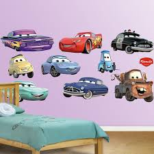 Fathead Princess Wall Decor by Amazon Com Fathead Disney Pixar Cars Collection Graphic Wall