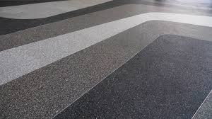 The Seamless Terrazzo Range Mondeco Offers Clients A Wide Variety Of Colourful And Decorative Aggregates To Choose From Which Are Incorporated Into