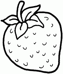 "Download free ""Strawberry clipart black and white 2"" png photo images and pictures graphics for You"