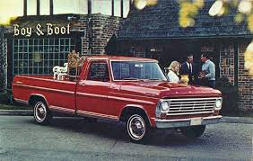 Transpress Nz: 1967 Ford F-100 Pickup Truck