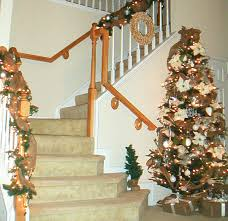Banister Christmas Decorations Best Stairs Decoration For Ideas A ... Modern Nice Design Of The Banister Rails Metal That Has Black Leisure Business Women Leaned Over The Banister Stock Photo Heralding Holidays Decorating Roots North South Mythical Stone Statues On Of Geungjeon In Verlo House To Home Hindley Holds Hareton Wuthering Quotes Christmas Garland Diy Village Is Painted Chris Loves Julia Spindle Replacement Is Image Sol Lincoln Leans Against Banisterpng Loud Lamps Made Wood Retro Design