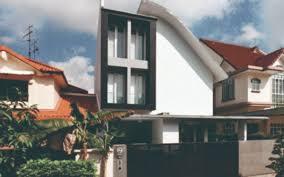 100 Terrace House In Singapore Semidetached At Burnfoot Shing Design