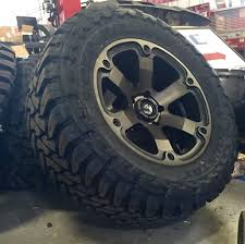 Tire Rim Packages 4×4 Trucks With Gorgeous Rims And Tires Off Road ...