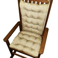Kitchen Chair Cushions Walmart by Furniture Dazzling Design Of Rocking Chair Cushion Sets For Chic
