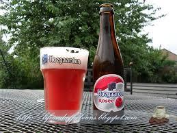 100 Rosee Beer Review Database Hoegaarden