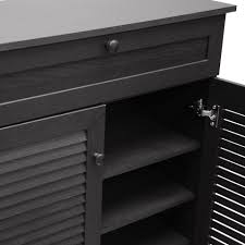 Baxton Simms Shoe Cabinet by Cool Baxton Shoe Cabinet On Wholesale Interiors Baxton Studio
