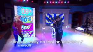Sing Time Machine GIF by The Meredith Vieira Show Find &