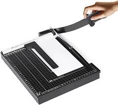 homdox hebelschneider fotoschneider papierschneider papierschneidemaschine schneidegerät schrottmaschine a4
