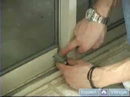 Andersen Patio Door Lock Instructions by Installing A Sliding Glass Door Lock Do It Yourself Home Security