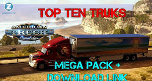 100 Top 10 Trucks For ATS American Truck Simulator Mod ATS Mod
