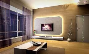 innovative lighting in modern living room home interiors