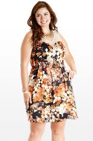 how to dress up with plus size club dresses