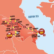 Guided Tours To Azerbaijan Georgia Armenia Expat Explore